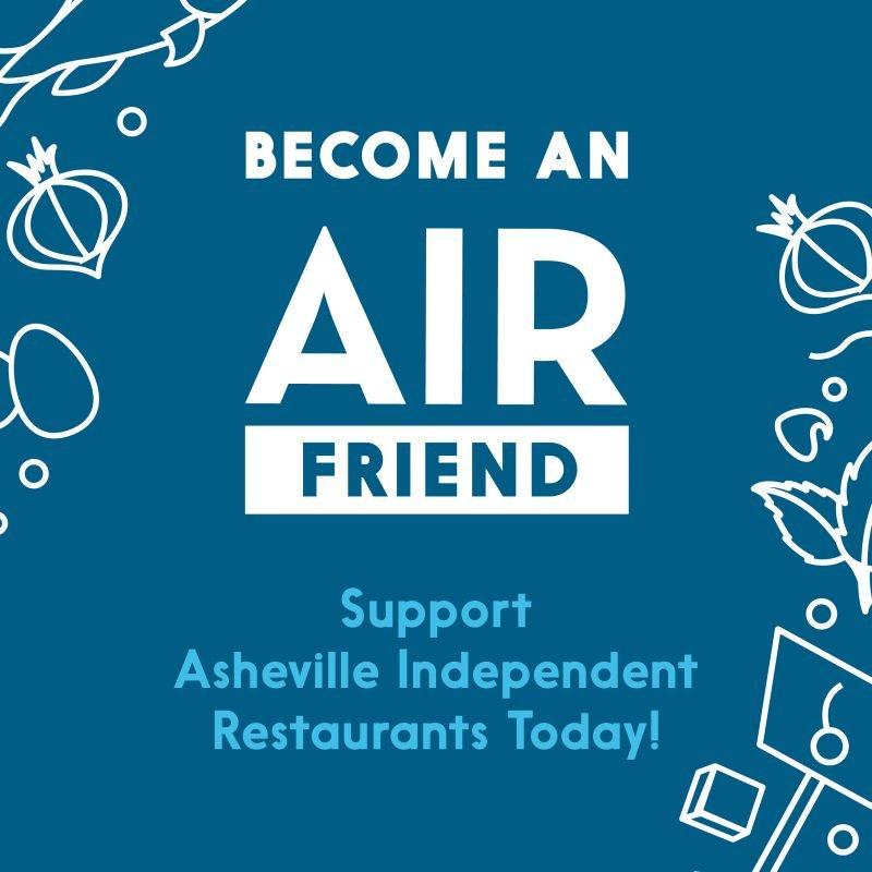 AIR Friends Instagram Posts